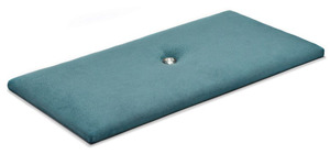 Opcja zakupu guzików kryształowych do paneli tapicerowanych