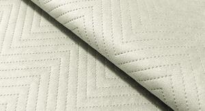 Tkanina pikowana z kolekcji Jasmine kremowy
