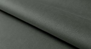Welurowa tapicerska tkanina obiciowa. Powierzchnia z delikatnym połyskiem. Bardzo miła w dotyku z wyczuwalnym gęstym meszkiem, który cieniuje się w zależności od ułożenia włosa.
